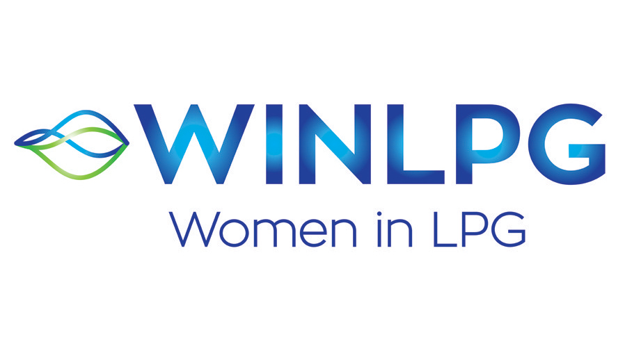 Women in LPG logo
